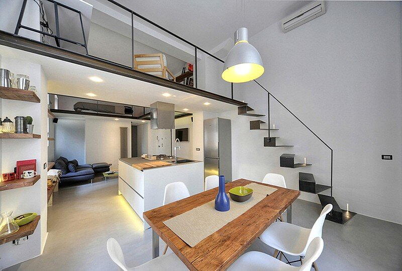 Small Kitchen Design Flats