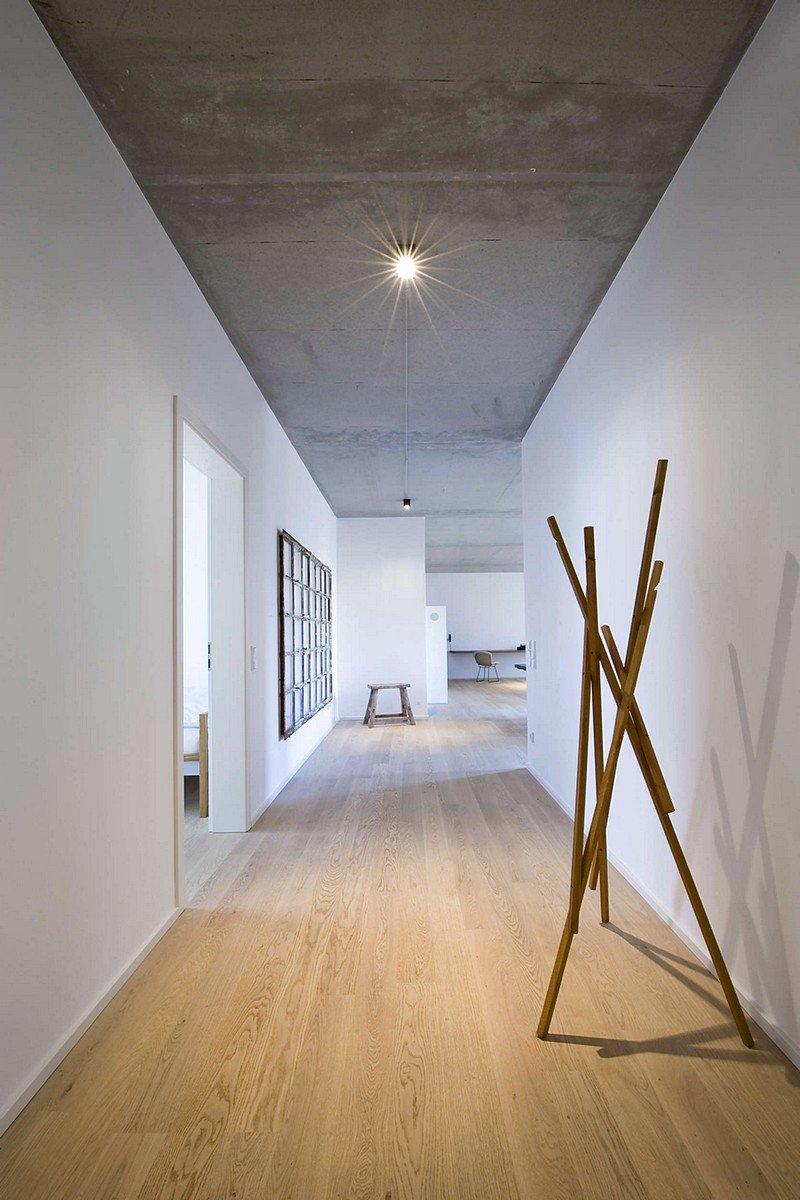Minimalist Apartment In Munich Inpuls Studio