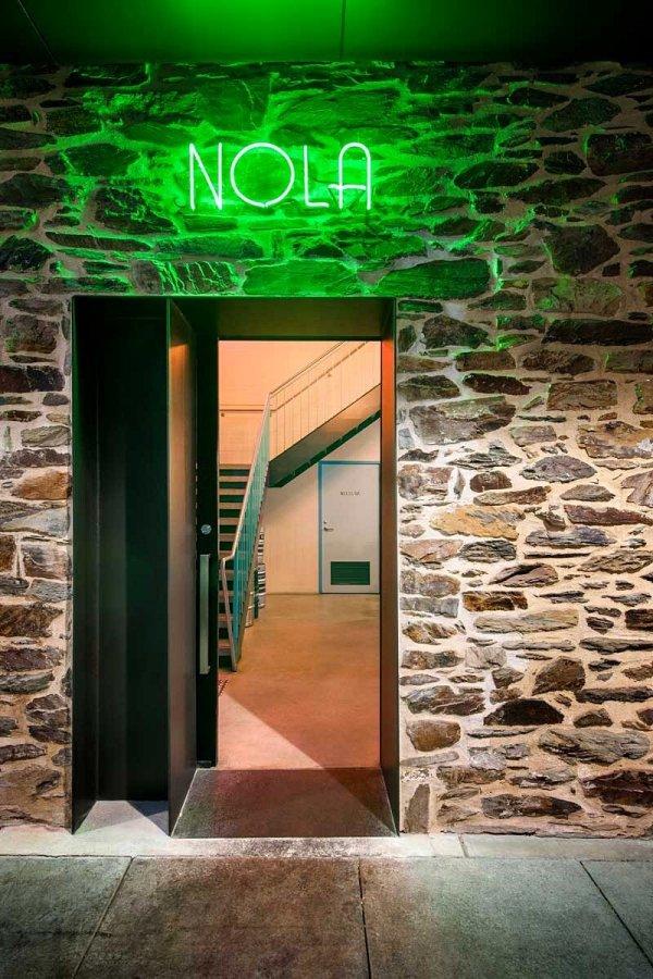 Nola Bar Inspired Underground Jazz Bars Of