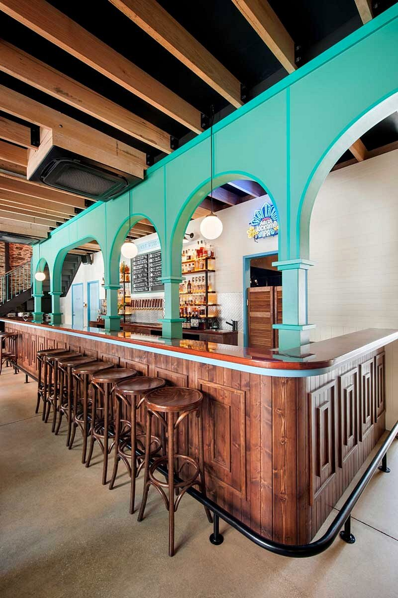 Nola Bar Is Inspired By The Underground Jazz Bars Of New