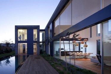 modern concrete anderman architects herzliya israel designed