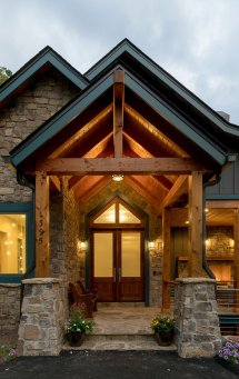 Modern Craftsman Home Designs