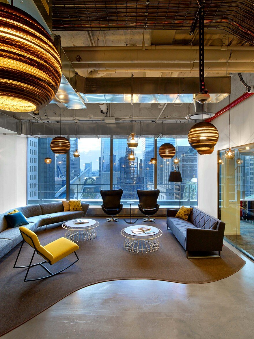First Office Space for Cond Nast Entertainment Features a
