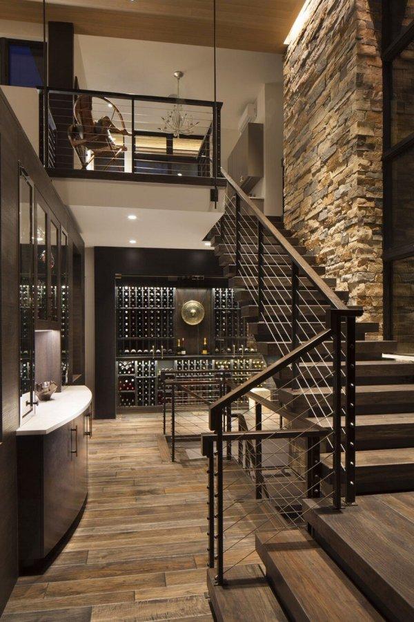 Mountain Modern Home Interior Design