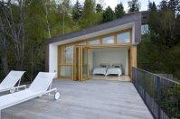 Modern Guest House on Mercer Island, Washington