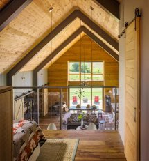 Vermont Modern Barn Joan Heaton Architects