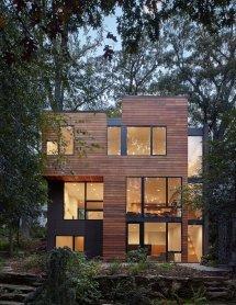 Modern Home Design In Virginia Showcasing Elegance And Warmth