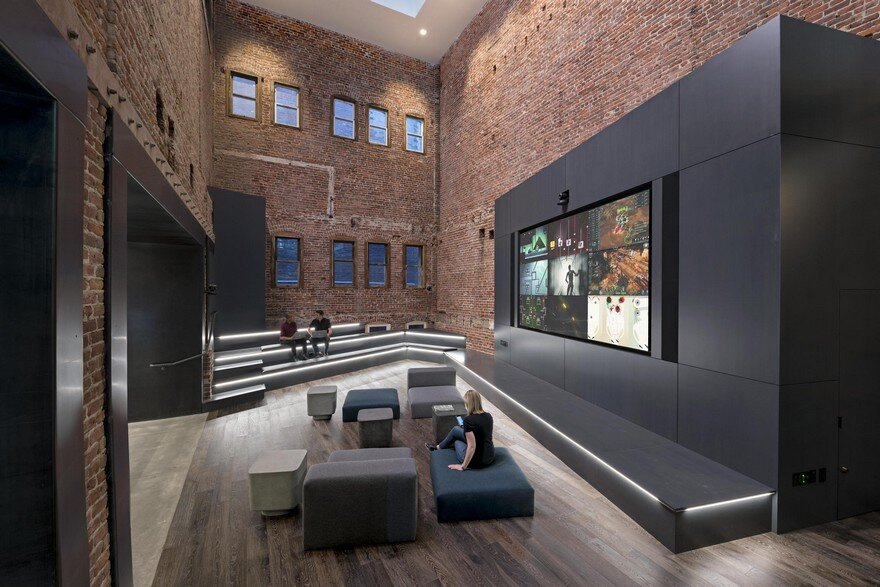 New San Francisco Headquarters for Unity  Rapt Studio