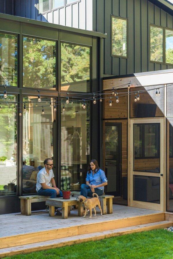 Abramson Residence In Minneapolis Strand Design