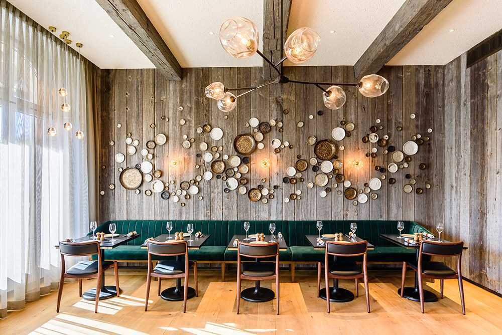 Fiskebar In The Ritz Carlton Hotel De La Paix Geneva