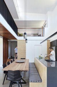 Moorooka House Featuring High Ceilings and an Abundance of ...