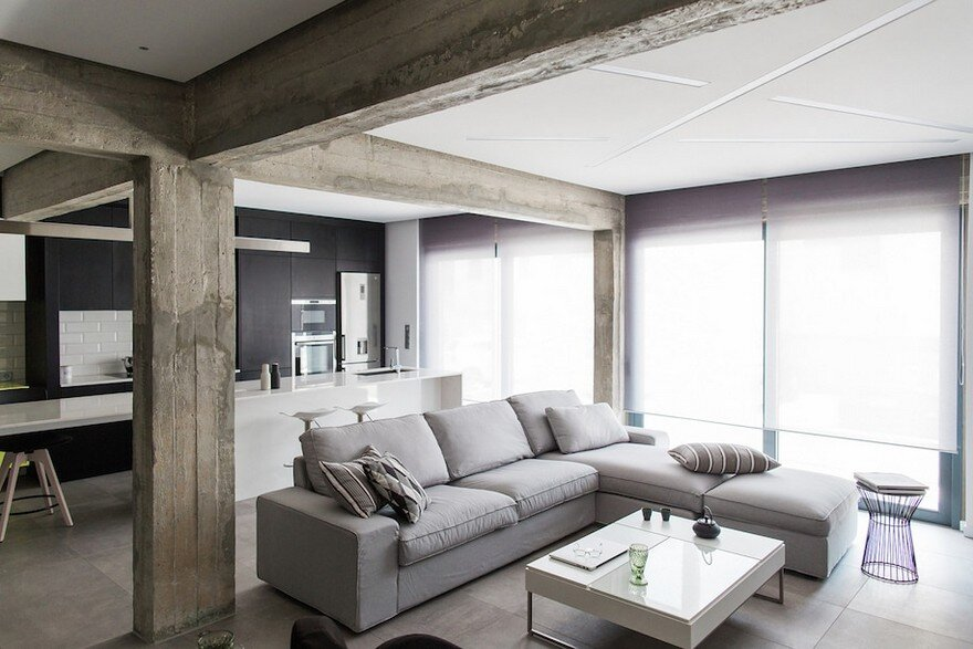 Old Apartment In Greece Transformed Into An Industrial