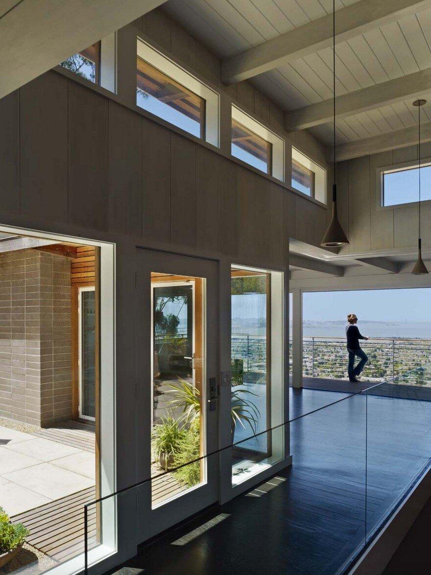 Mid Century Modern Home Renovation in Berkeley Hills, California