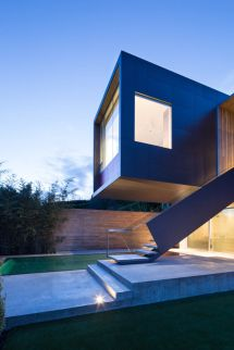 Container House In West Vancouver Mcleod Bovell Modern