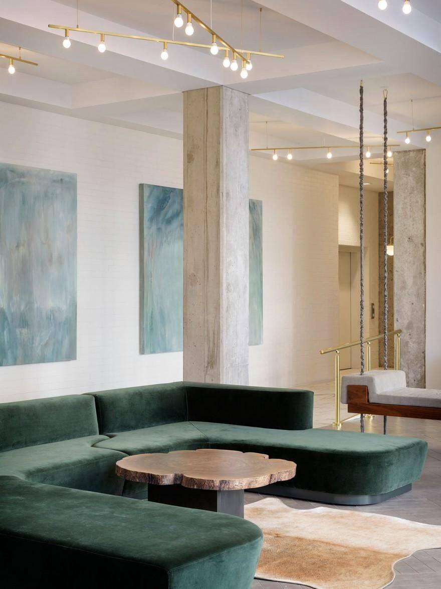 Hi Lo Hotel Lobby Lounge Jessica Helgerson Interior Design