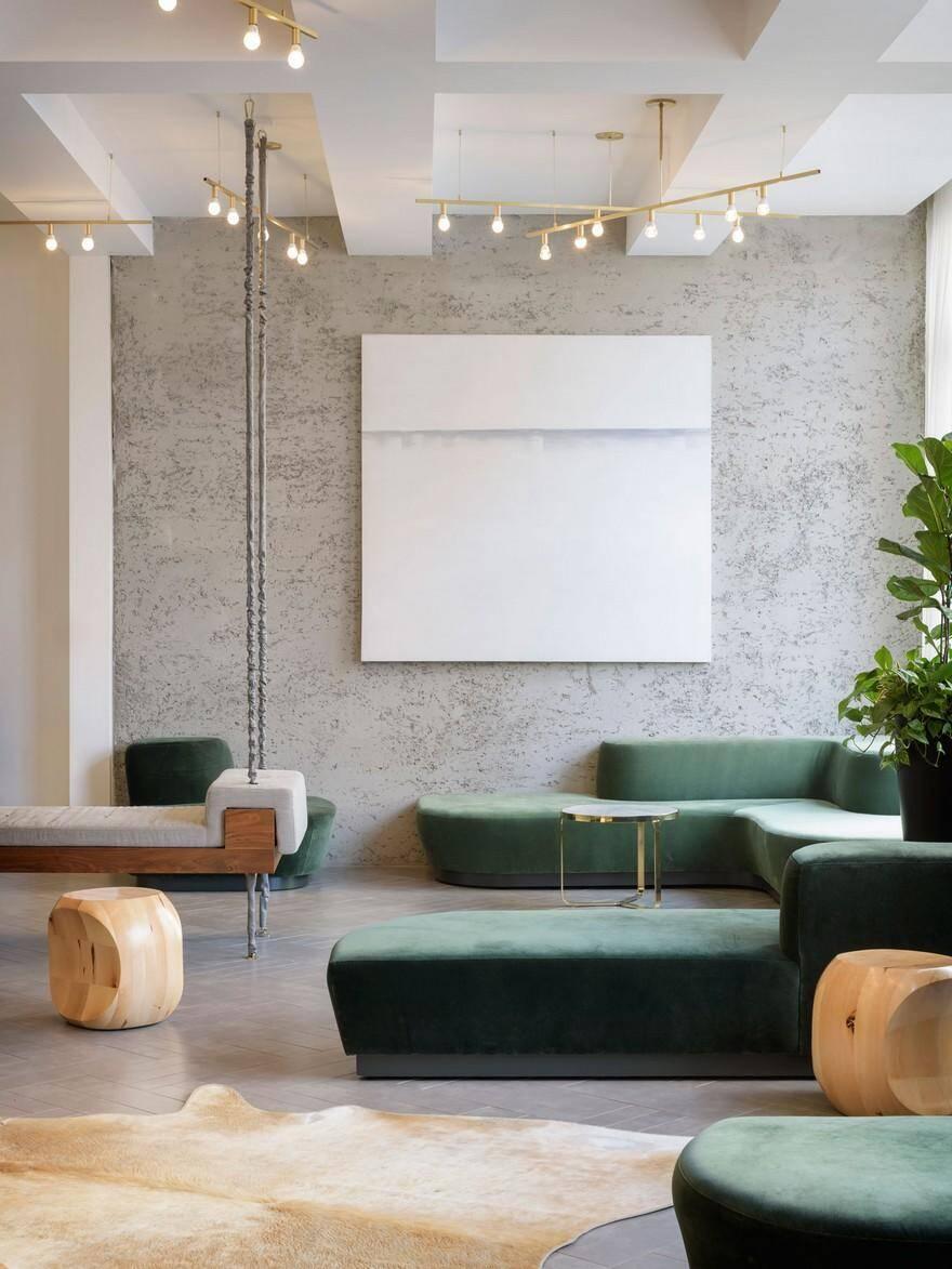 HiLo Hotel Lobby Lounge  Jessica Helgerson Interior Design
