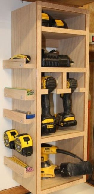 Awesome garage storage and organizations ideas 1 (source pinterest.com)