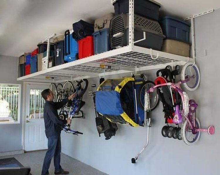 Awesome garage storage and organizations ideas 3 (source pinterest.com)