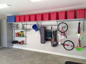 Awesome garage storage and organizations ideas 5 (source pinterest.com)