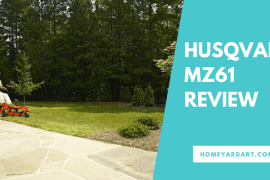 husqvarna mz61 review