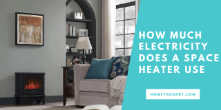 How Much Electricity Does a Space Heater Use
