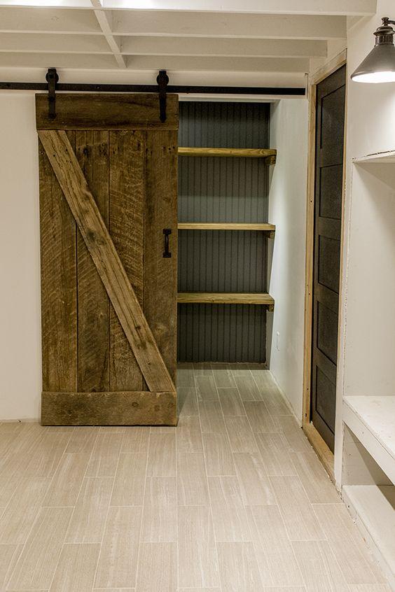 modern kitchen window treatments sheet vinyl flooring 20+ diy ideas & tutorials to use barn doors in your home 2018