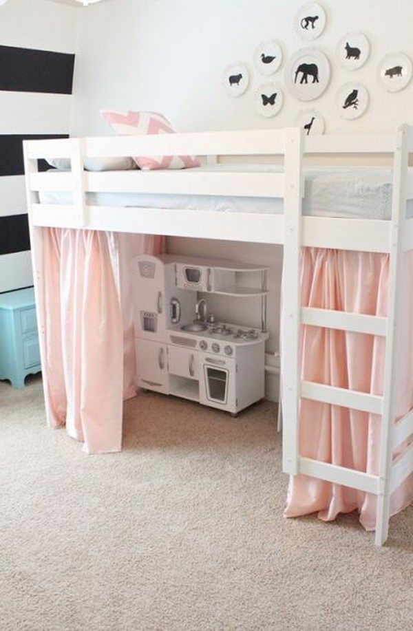 35 Cool Loft Beds For Small Rooms