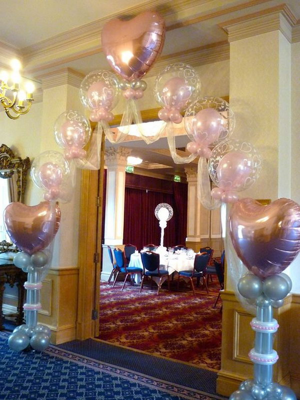 20 Awesome Balloon Arch Decorations 2018
