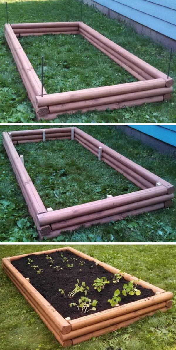 Metal Raised Garden