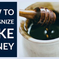 How to Recognize Fake Honey from Real Honey
