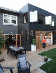 modern outdoor spaces exterior source patio oakland pintura colors homey oh ruemag homeyohmy
