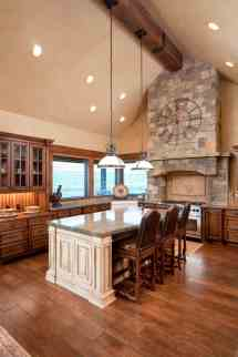 Kitchen Design Ideas with Natural Wood