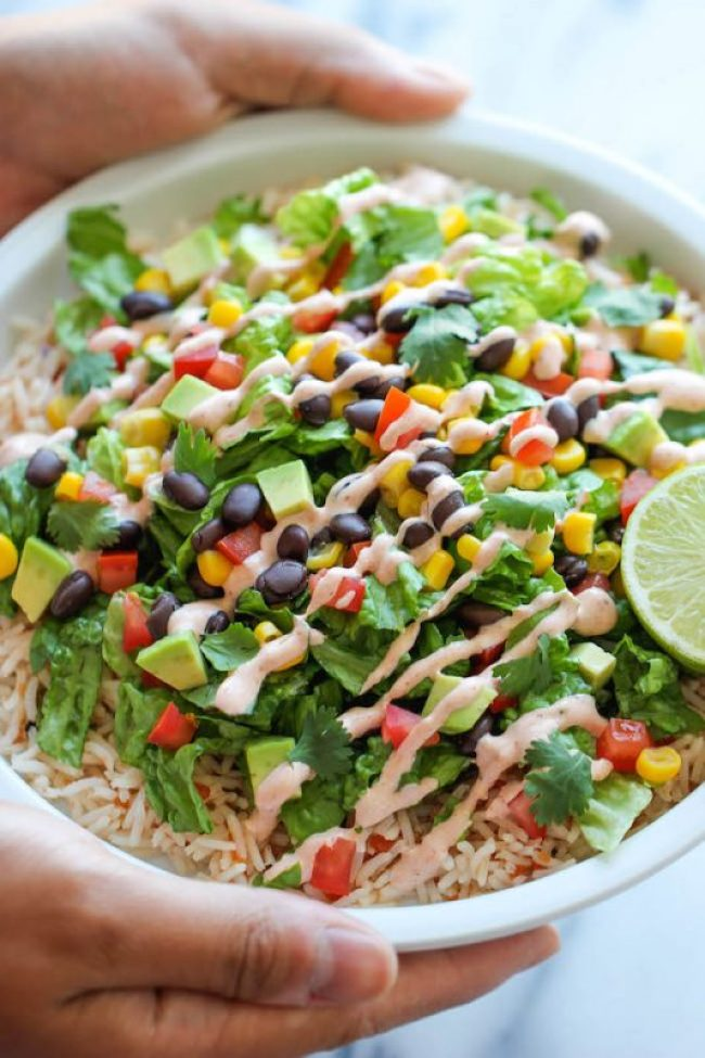 Easy Lunch Ideas with Rice