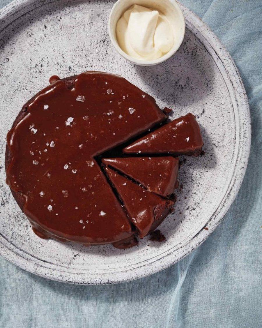 Gluten Free Desserts with Chocolate