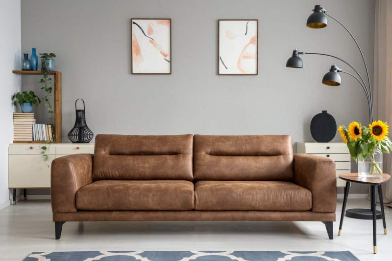 13 Types of Low-Seated Sofas for Different Rooms of the House