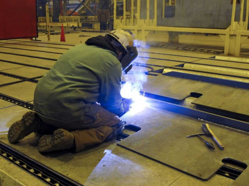A Boom In Oil Is A Boon For U.S. Shipbuilding Industry | New Hampshire Public Radio