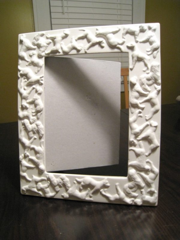 A New Picture Frame (With DIY Cut Glass) | merrypad