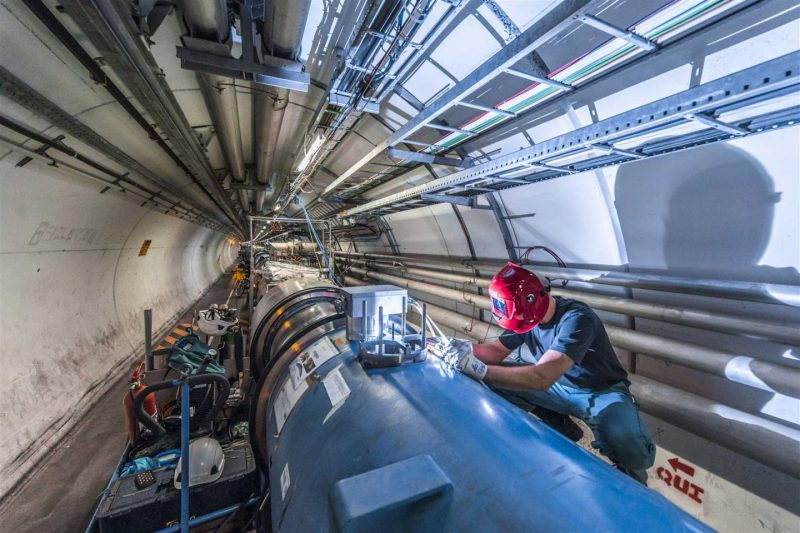 CERN's two-year shutdown drawing to a close | CERN
