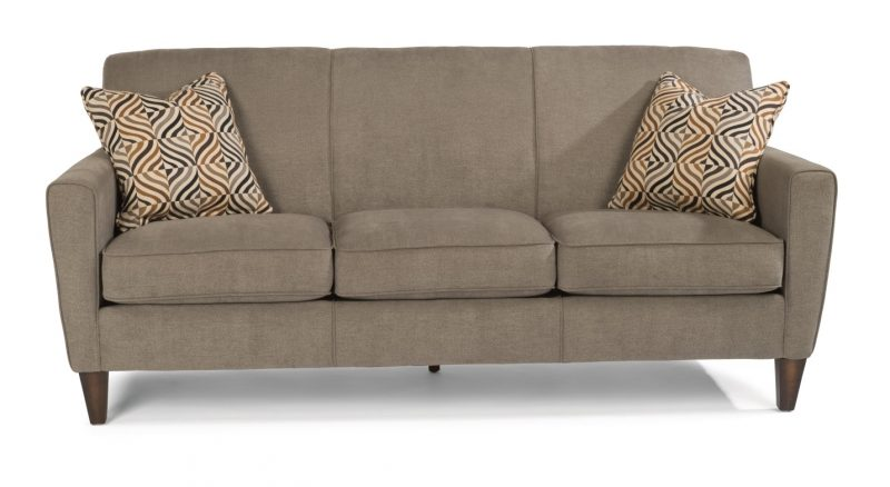 Flexsteel Digby Upholstered Sofa | Rooms and Rest | Sofas