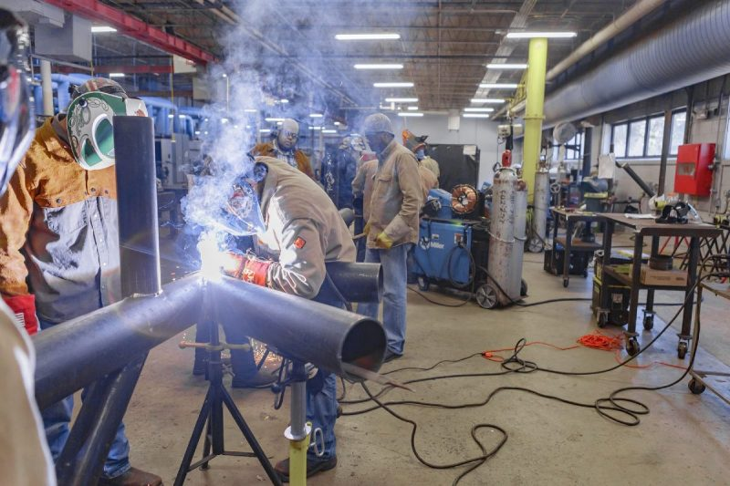TSTC welding program leads to jobs throughout the world