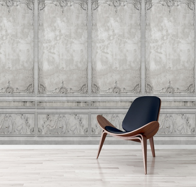 Wallpaper - Architect Series - Decorative Plaster Wall - Kerrie Brown