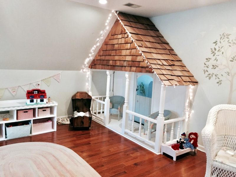 20 Indoor Playhouse Ideas Creating a Whole Little World for Your Kiddos