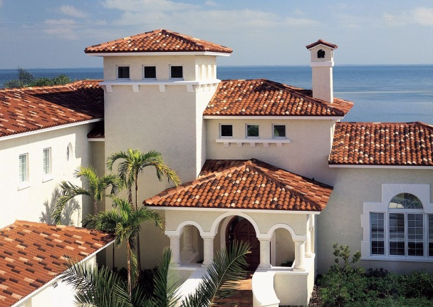Gallery | Ludowici Roof Tile - The World's Finest Clay Roof Tile. | Terracotta  roof house, Clay roof tiles, Spanish tile roof