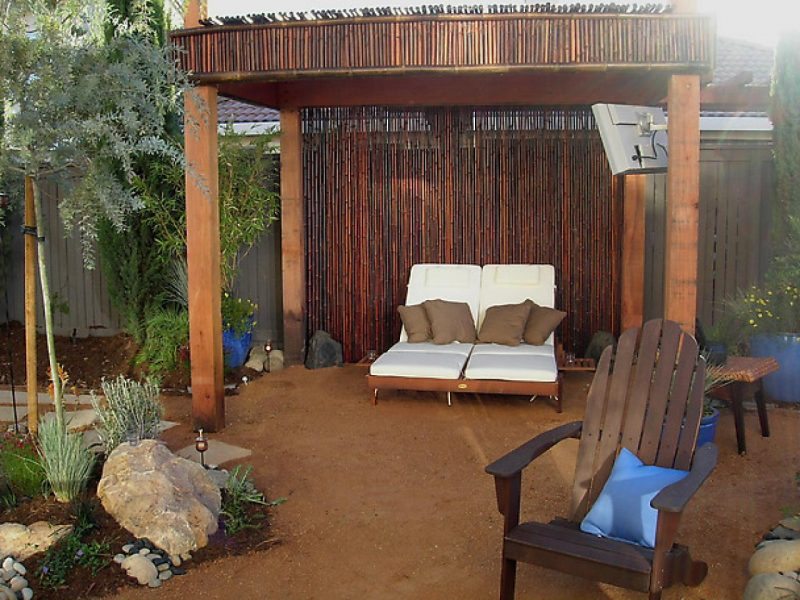 How to Build a Cabana | how-tos | DIY