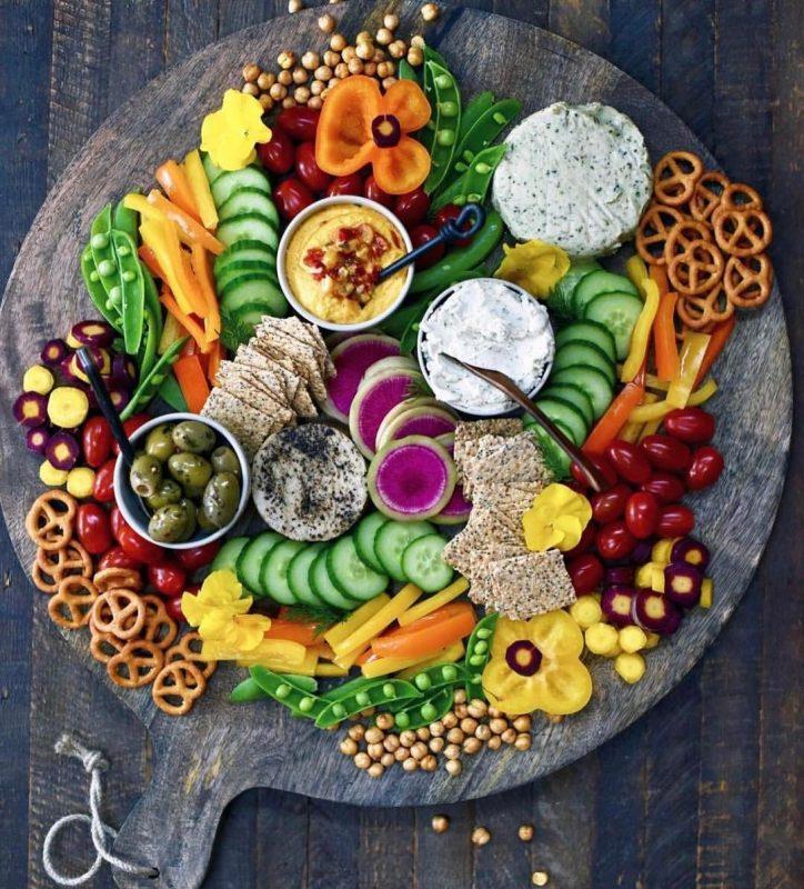 Instagram | Snack platter, Veggie platters, Food platters