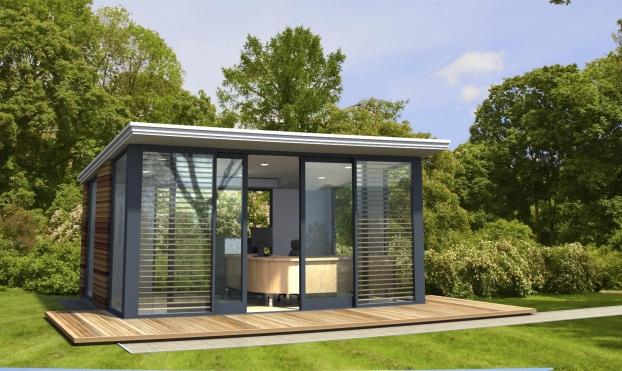 Is #GardenOfficeScotland Is Better Than Inside Office? https://bit.ly/2FZ73Ss #garden #office #scotland #Fi…   Garden office shed, Backyard office, Backyard studio