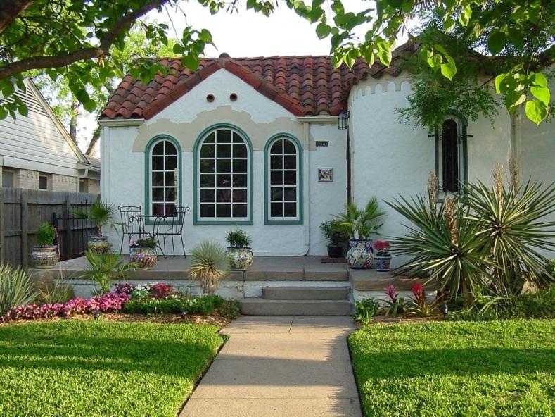 Spanish Style Homes House Plans Mediterranean Revival | Spanish style homes,  Spanish style home, Spanish house