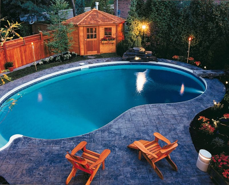 Tips And Ideas For Pool Cabanas | Summerstyle