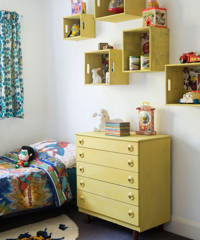 Children's room storage ideas – Toy storage ideas – Children's storage