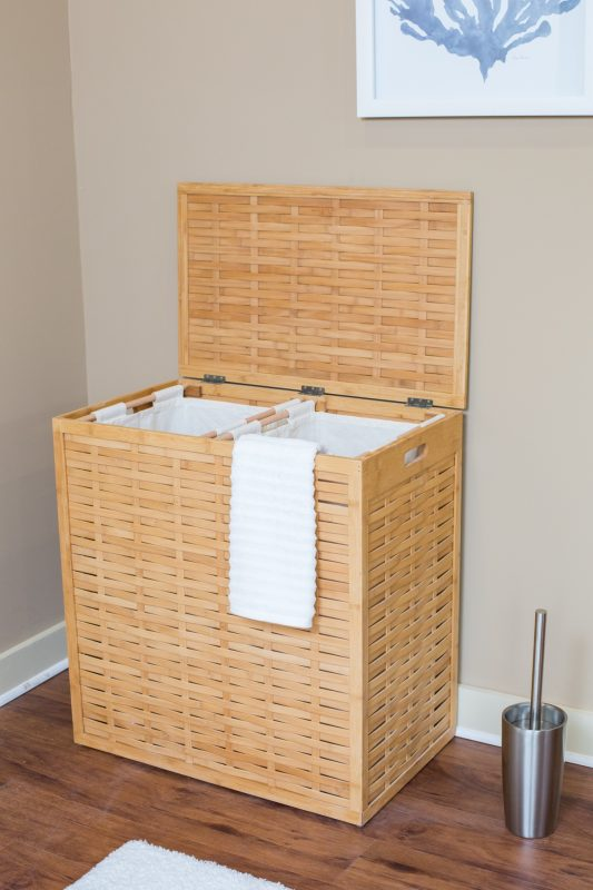 Vintage Oversized Laundry Hamper — Home Inspirations : Beautiful and Handy  Oversized Laundry Hamper